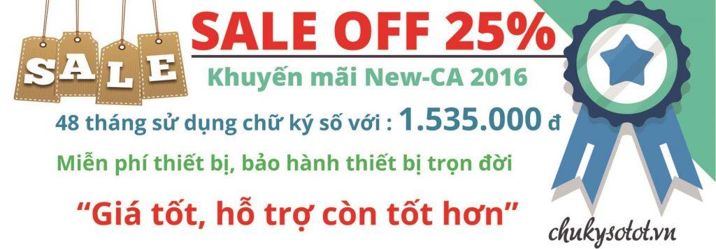 báo giá new-ca khuyến mãi 2016
