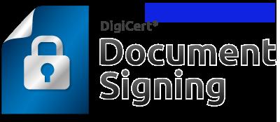 Chữ ký số ký tài liệu