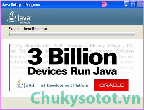 hướng dẫn cài đặt Java