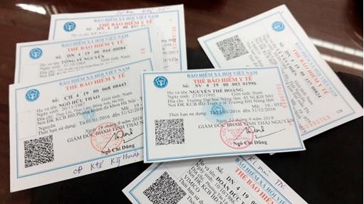 Hướng dẫn gia hạn thẻ BHYT 2017