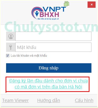 VNPT-BHXH 2.0 Đăng ký tham gia BHXH lần đầu